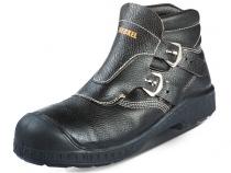 Ботинки МАКФОНДЕР для сварщика S1 п/к нитрил. Уменьшенная фотография.