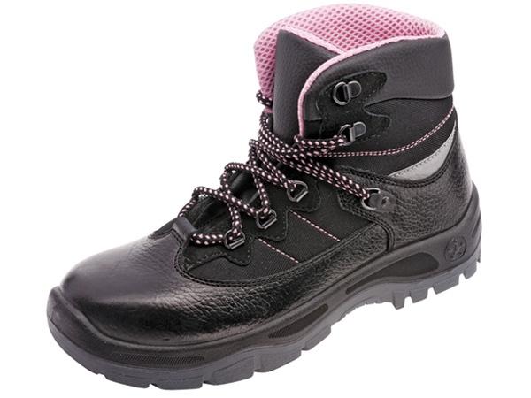 Купить АЗАЛИЯ женские рабочие комбинированные ботинки