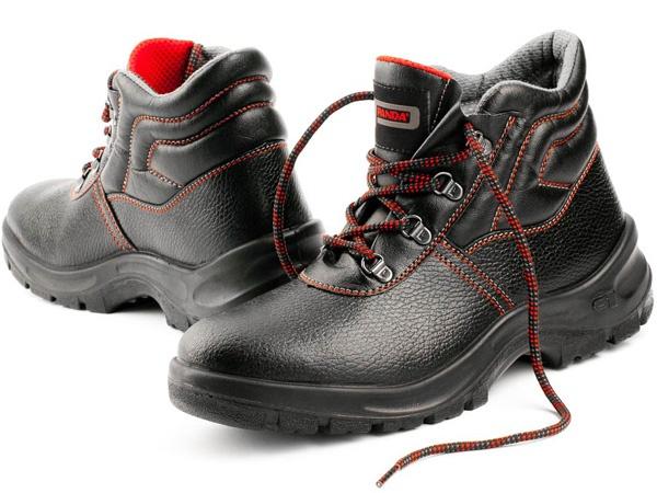 Купить Рабочие ботинки MITO 6919 S1 PANDA серия STRONG